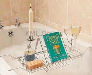 Fired earth bathroom furniture - Chrome Bath Rack Ebay