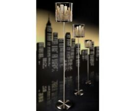 New York skyline floor lamp