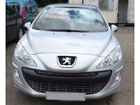 Peugeot 308 Sport HDi, New MOT, Service, Warranty, Great Condition