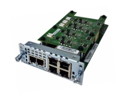 New Sealed Cisco Nim-2fxs/4fxop 2-port Network Interface Module Original