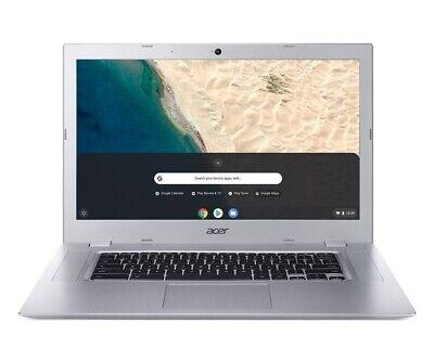 """Acer 315 CB315-2H Chromebook 15.6"""" Full HD AMD A6 4GB RAM 64GB eMMC Silver"""