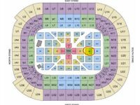 Anthony Joshua vs Carlos Takam 2x FLOOR SEATS!! *LESS THAN FACE VALUE*