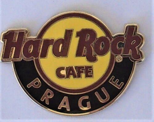 Hard Rock Cafe PRAGUE   Classic Logo Pin   New
