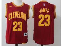 NBA LeBron James Cleveland Jersey