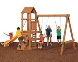 new All-Star Build-It-Yourself Bronze Playset