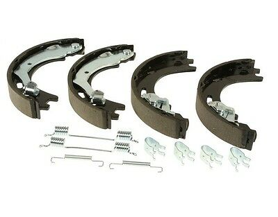 NEW Land Rover LR3 LR4 Range Rover Rear Parking Brake Shoe Set Textar LR031947