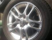 """Advanti 15"""" mags PCD 4 x 100 with 205/55/15 tyres Chermside Brisbane North East Preview"""
