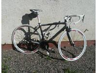 Holdsworth stelvio carbon road bike swap mtb