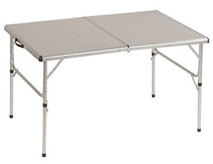 NEW-COLEMAN-Portable-Pack-Away-Outdoor-Camping-Picnic-Tailgating-Folding-Table