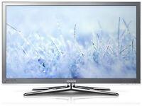 "Samsung 40"" Full HD 3D Smart LED TV UE40C8000 8 Series Ultra Slim Stylish Titanium Design"