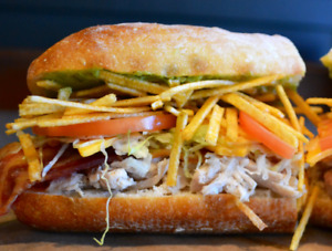 Toronto's Premiere >> Sandwich << Pop-up in Your Home!