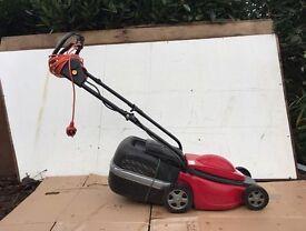 Electric Mountfield Lawnmower