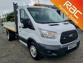 2016 Ford Transit 2.2 TDCi 125ps Chassis Cab Tipper Truck Diesel Manual