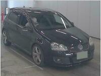 2009 VW Golf 2.0 GTi Pirelli Edition DSG, Japanese Import, 50,000 Miles