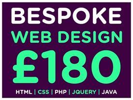 Cheap Bespoke Web Design | Wordpress | Joomla | SEO | Logo Design | Magento | commerce website