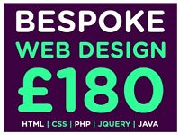 Cheap Bespoke Web Design | Wordpress | Joomla | SEO | Logo Design | Magento | commerce website