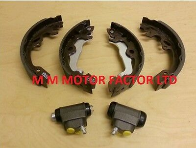 Ford Focus Mk1 1998 2004 All Models Rear Brake Shoes  Cylinders