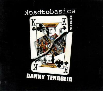 Back To Basics 10th Anniversary Mixed By Danny Tenaglia (2 CD Ltd Tin / 2002) Anniversary House Ltd