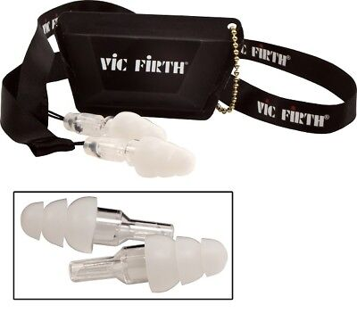 Vic Firth High Fidelity Ear Plugs. Large Size