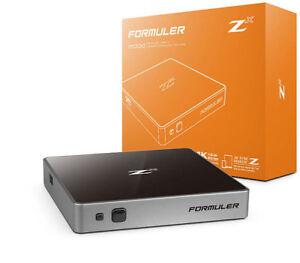 2019 FORMULER Zx 4K UHD-BUILTIN WiFi & Bluetooth-SMART IPTV BOX