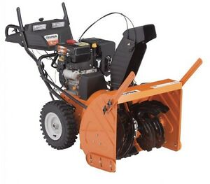 Brand New Columbia Snow Blower