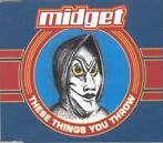 cd single - Midget  - These Things You Throw