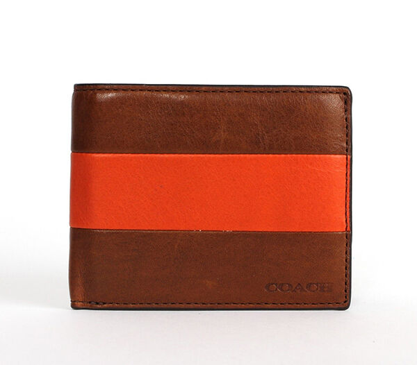 coach leather handbags outlet d7r0  wallet for men coach