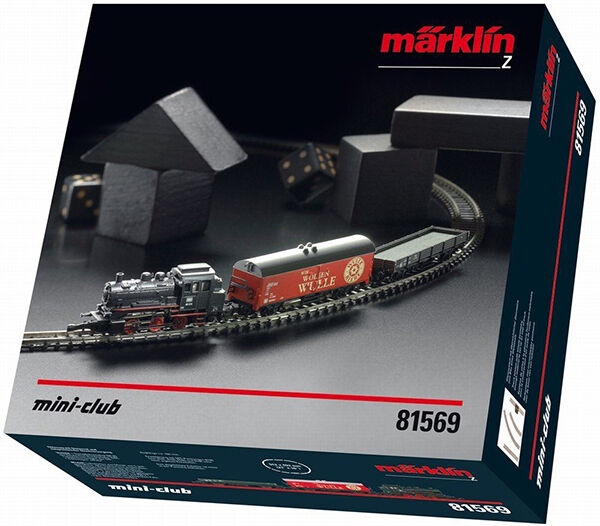 Z Gauge Model Railroad Trains