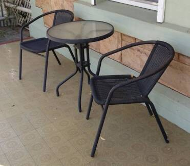 Garden Table and Chairs Stepney Norwood Area Preview