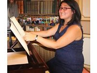 Fun and enthusiastic violin/piano teacher for beginners to grade 5, all ages!
