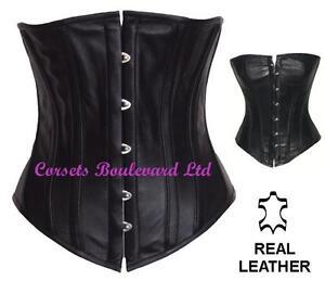 men leather corset shaper crossdresser sissy drag queen  ebay