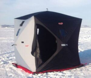 Rapala 3-4 person ice fishing tent