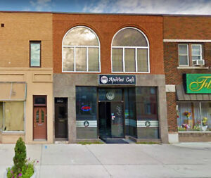 Lease Oppournity in the heart of little Italy