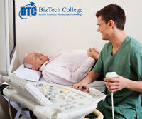 CONSIDERING A CARDIOVASCULAR SONOGRAPHY CAREER? TRY A CLASS!
