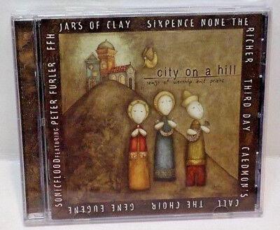 City on a Hill: Songs of Worship and Praise Various Artists 2000 CD Third Day (Hillsong Praise And Worship)