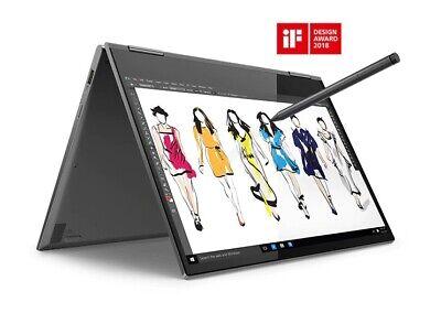 "Lenovo Yoga 730-13IKB 13.3"" Tactile Intel Core I7-8550U, SSD 512Go, 8Go RAM NEUF"