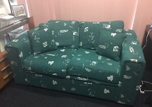 QUICK SALE $100 for 4 x 2seater sofas!!!! Glendenning Blacktown Area Preview