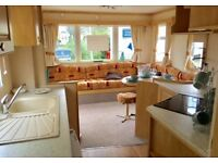 Static caravan for sale ocean edge holiday park north west