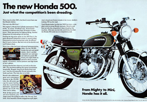 Wanted Wanted 1971 1972 1973 Honda CB500 Four cylinder Wanted