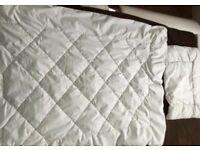 Baby duvet and pillow 90x120 cm+ 40x60 cm