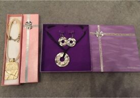 Jewellery gift and gift boxes