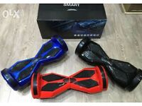 HOVERBOARD SELF BALANCING ELECTRIC SEGWAY SMART BOARD ~ SAMSUNG BATTERY ~ WITH FREE CARRY CASE