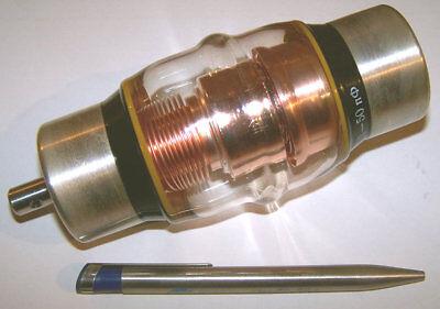 Vacuum Variable Capacitor 3 - 50pf 40kv 25kv New In Box