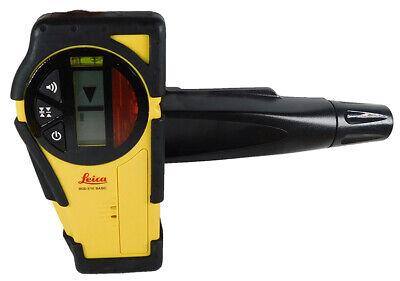 Leica Rod Eye Basic Digital Receiver Detector With Clampbracket 769811