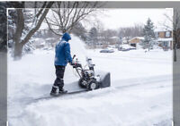 Rooftop Snow Removal and driveways Save$