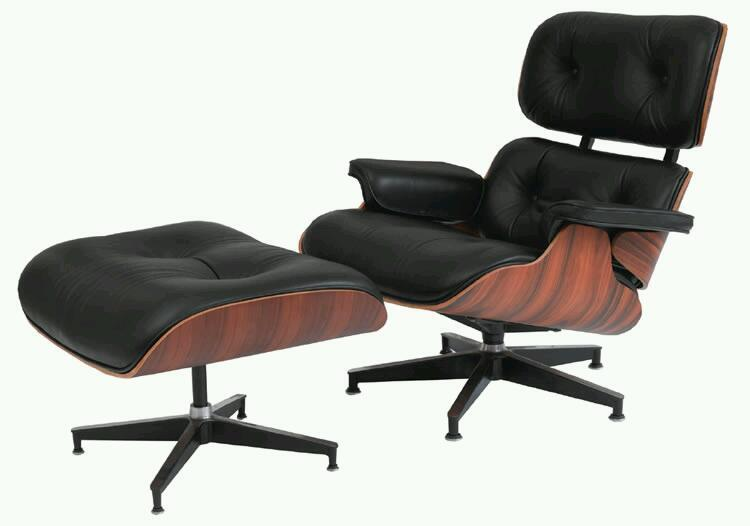 Charles Eames Style Lounge Chair And Ottoman In London