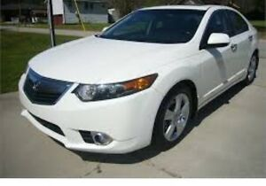 Looking to trade 2011 Acura TSX