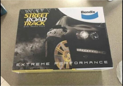 New Bendix High Performance  Rear Brake Pads To Suit Wm/Ve Holden