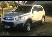 2013 Holden Captiva 7 SX CG Auto MY13 Tewantin Noosa Area Preview
