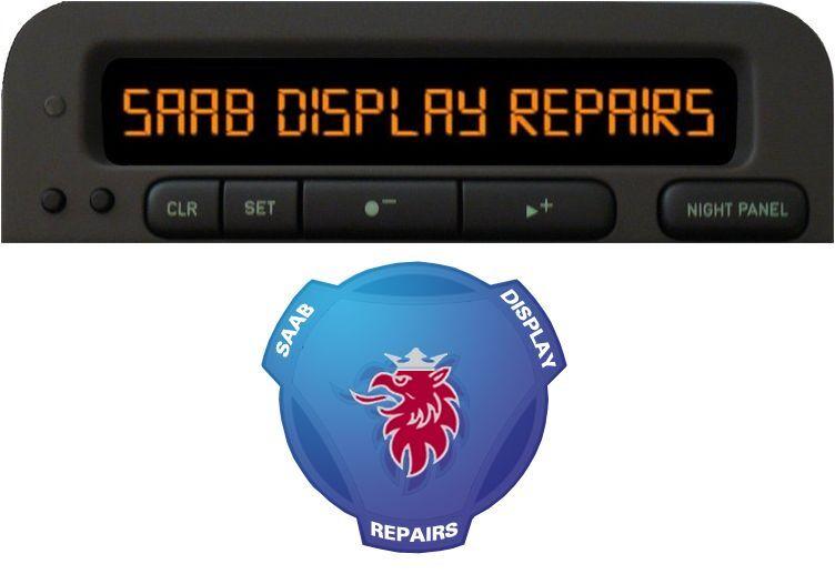 Saab Automotive Display Solutions